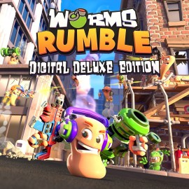 Worms Rumble - Digital Deluxe Edition Xbox One & Series X|S (ключ)